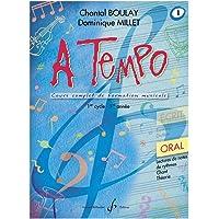A tempo - partie orale - volume 1