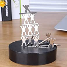 Waymore Magnetic Sculpture Desk Toy, Play Games, Fun Games, Cafe and Restuarant