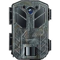 APEMAN Caméra de Chasse 30MP 4K avec Vision Nocturne, Etanchéité IP66 pour la Nature, Le Jardin, la Surveillance et la…