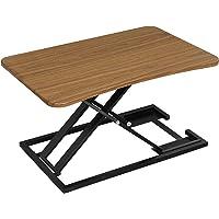 EPHEX Ergonomischer Höhenverstellbarer Schreibtisch, Sitz-Steh-Schreibtisch Computer Monitor&Laptop Standtisch Sit-Stand…