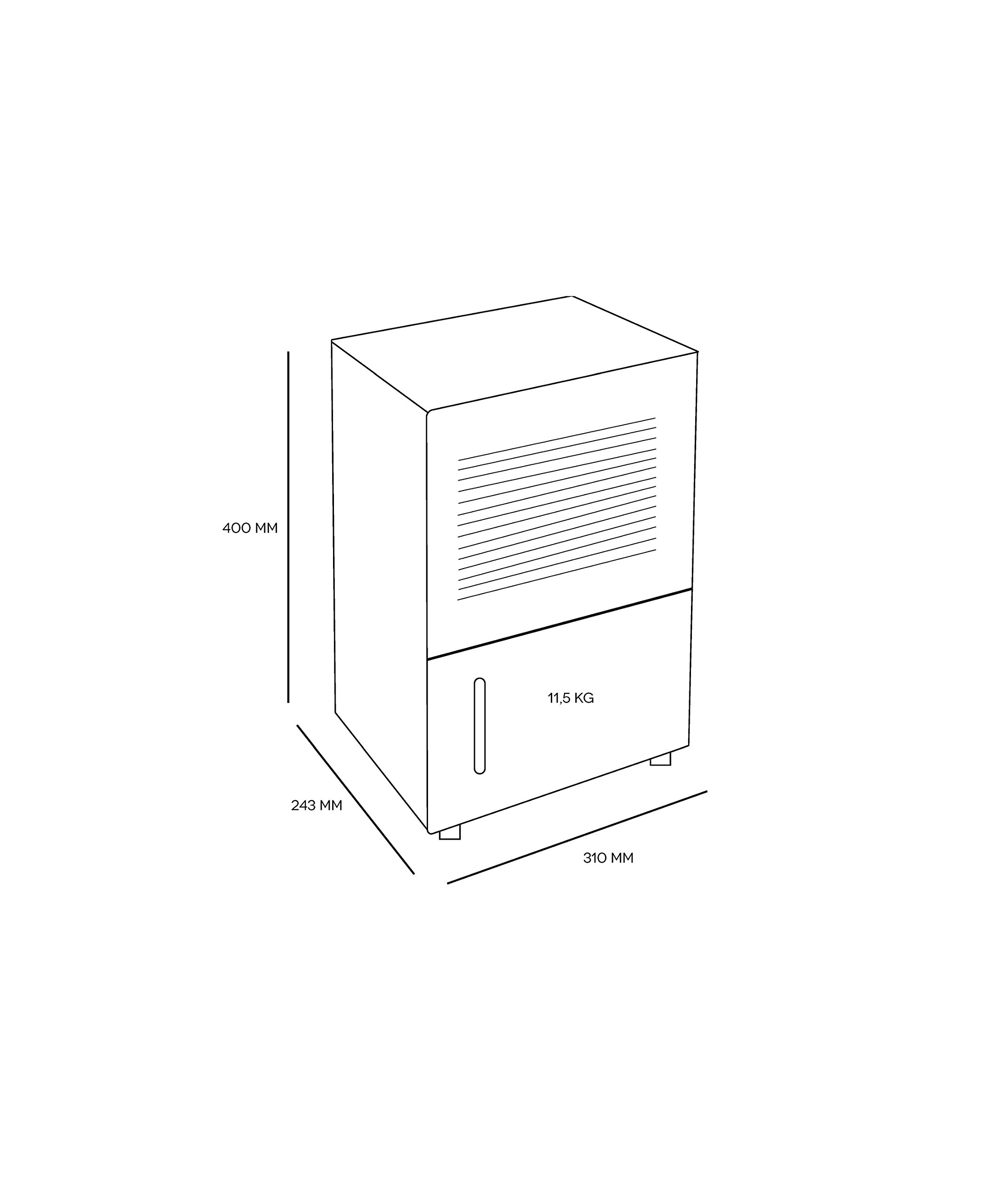 ARGO-Dry-Digit-17-Deumidificatore-Bianco