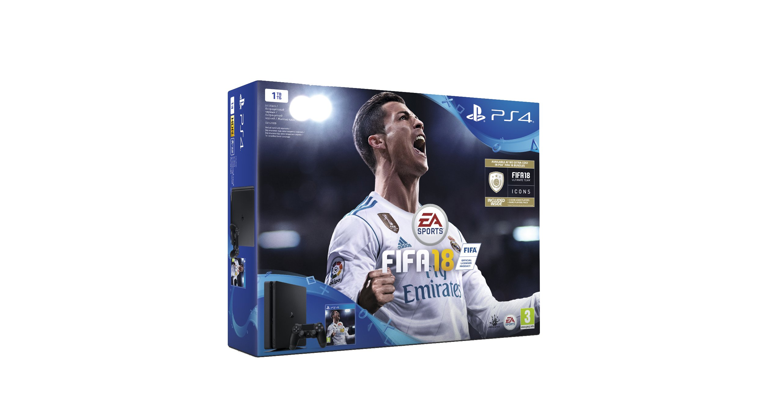 PS4 FIFA 18 bundle