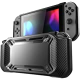 24x7 eMall Cover Only For Nintendo Switch, TPU Protective Heavy Duty Cover Case for Nintendo Switch with Shock-Absorption and