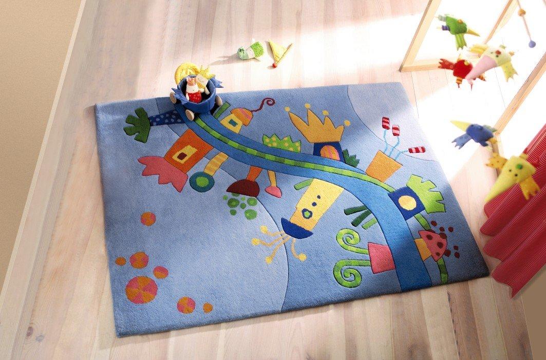 Haba teppich  HABA 2936 Traumland Teppich: Amazon.de: Spielzeug