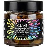 Olive taggiasche denocciolate della Liguria in olio extravergine di oliva Cuvea - 180 g - 100% Olive Taggiasche Liguri - Rice