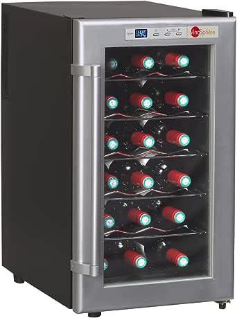 Vinosphère Cave de service VN18C — Pour conserver vos boissons à une température constante et les stocker dans les conditions optimales pour préserver leur qualité