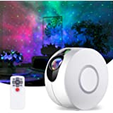 Star Projector, Galaxy Projector with LED Nebula Cloud,Star Light Projector with Remote Control for Kids Adults Bedroom/Home