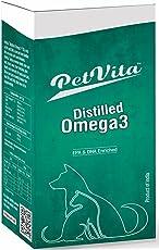 PetVita Distilled Omega3 for Small Pets
