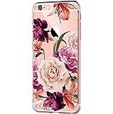 "Vanki® Compatible pour Coque iPhone 6 6S, TPU Souple Etui de Protection Silicone Case Soft Gel Cover Anti Rayure Anti Choc pour Apple iPhone 6 6S 4.7"""