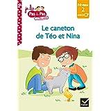Téo et Nina CP Niveau 2 - Le caneton de Téo et Nina (Je lis pas à pas t. 15)