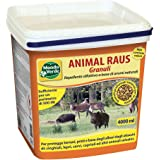 ALTADEX - Mondoverde Animal Raus Olfativa Granular Repelente de Mascotas 4000 ml