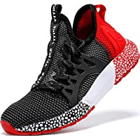 Boys Shoes Outdoor Athletic Slip on Casual Running Shoes Lightweight Sneakers