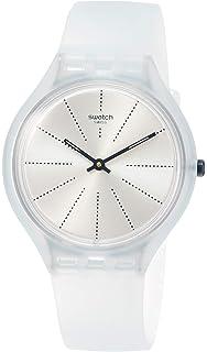 Quarz Gp702 Swatch Damen Silikon Armband Mit Uhr Analog CeWoBrdx