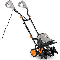 VonHaus Electric 1400W Tiller - Garden Soil Cultivator/Rotavator With 6 Blades – 40cm Cutting Width