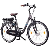 "NCM Munich E-Bike City Rad, 250W, 36V 13Ah 468Wh Akku, 26""/28"" Zoll"