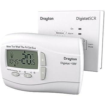 Worcester DT10RF Digistat Digital Wireless Thermostat