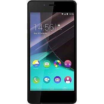 Wiko Highway Pure 4G Smartphone, 16 GB, Nero/Oro