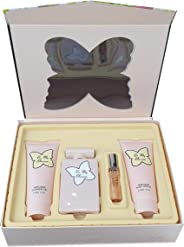 Be my blossom gift set for women, With perfume 100ml, Body lotion, Shower gel and Mini perfume