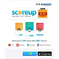 Score Up Online Test Series-1 Year Subscription (Email Delivery in 12 Hours - No CD)