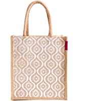 H&B Lunch Bag (LNH-PATTERN 1-WHT_Multicolored)