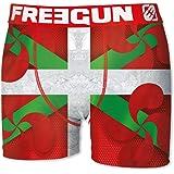 FREEGUN Pack 3 Calzoncillos Boxer Multicolor para niño para Niños