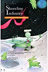 Shoreline of Infinity 14: Science Fiction Magazine Paperback