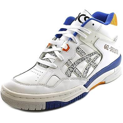 asics gel spotlyte herren mid sneaker