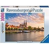 Ravensburger 19781 Regensburg Puzzle, Blick auf Die Altstadt