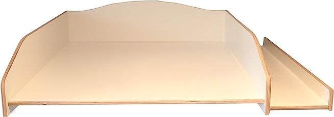 stabiler Wickeltisch für Waschmaschine oder Trockner, Wickelkommode Wickelauflage Wickelaufsatz