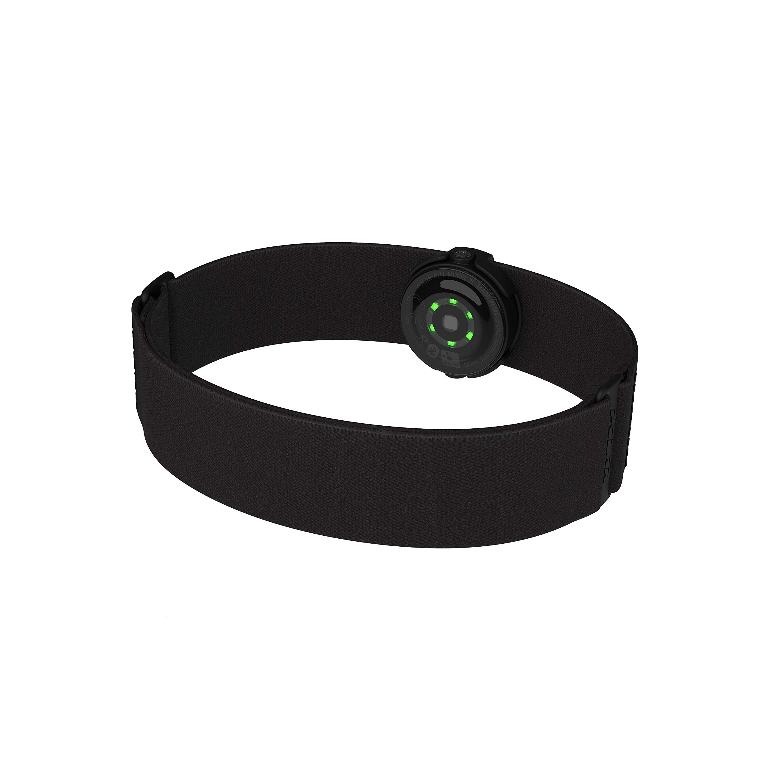 Polar OH1 Sensor Óptico de Frecuencia Cardíaca, Unisex Adulto, Gris,