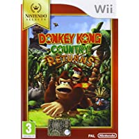 Donkey Kong Country Returns Select