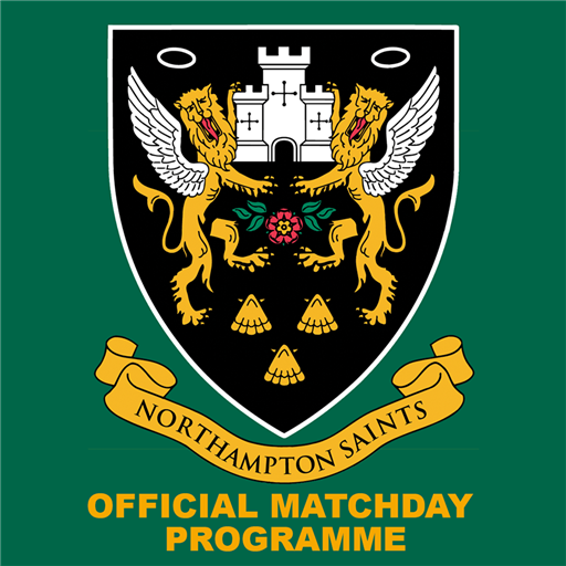northampton-saints-programmes