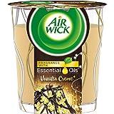 AIR WICK Bougie Huiles Essentielles Edition Limitée Vanille Gourmande