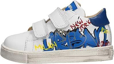 Falcotto Klaus VL Sneaker Bianco da Bambino Klaus VL