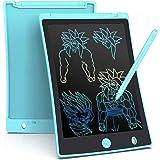 Arolun Tableta de Escritura LCD 8.5 Inch Colorida, LCD Tablero de Dibujo Gráfica Pizarra Magica de Mensaje Memo Pad Electróni