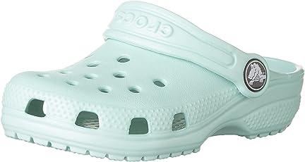 crocs Kids Unisex Classic Clogs and Mules