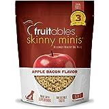 Fruitables Skinny Minis Dog Treats Apple Bacon 5oz