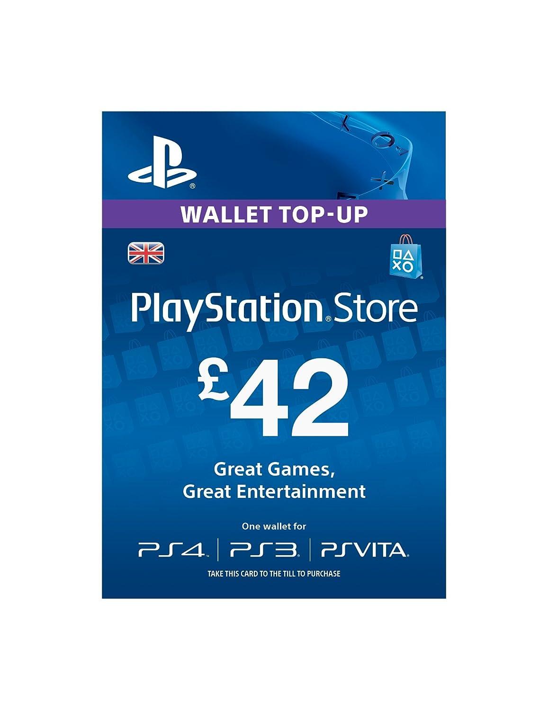 PlayStation PSN Card 15 GBP Wallet Top Up | PSN Download Code - UK ...
