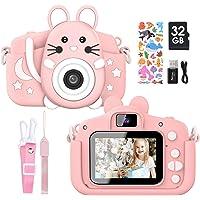 Gofunly Appareil Photo pour Enfants 2.0 Pouces, Appareil Photo Numérique pour Enfant avec Écran 20MP 1080P HD avec…