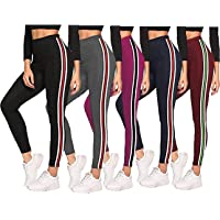 Brand Flex Women's Slim Fit Track Pant (Pack of 5)