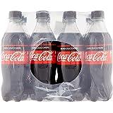 Coca-Cola Zero 450ml x12 (Bottiglia Pet Riciclabile)
