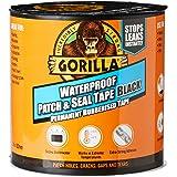 Gorilla Waterdichte Patch & Seal Tape Zwart 100mm x 3m