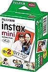 Fujifilm Instax Mini 20 Sheets White Film اوراق الصور الفوتوغرافية