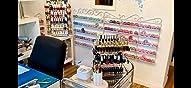 MK302/ /Acryl Nagellack drehbar Display Rack