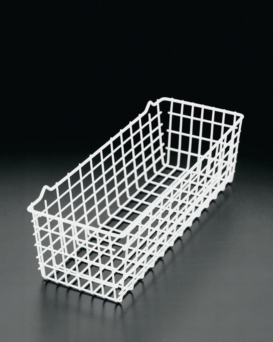 Metaltex 361700094 Pandino 33/x/12/x/9/cm Cesta Multiusos