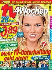 TV 4 Wochen
