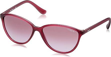 Vogue Gradient Square Women'S Sunglasses - (0Vo5033S23861354|53. 9|Brown Gradient)