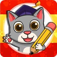 Español divertido: Aprende español - Juegos didácticos de idiomas para niños de 3 a 10 años