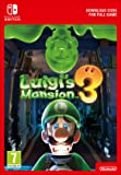 Luigi's Mansion 3 Standard | Nintendo Switch - Download Code