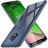 KuGi. für Moto G7 Power Hülle, Kratzfeste Hülle Schutzhülle Soft TPU Case Ultradünn Cover [Slim-Fit] [Anti-Scratch] [Shock Absorption] passt Designed für Moto G7 Power Smartphone - Kristall Klar